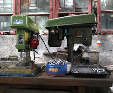 三虎链条制造设备